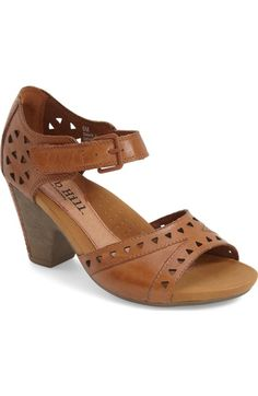 Rockport Cobb Hill 'Trista' Peep Toe Sandal (Women) available at #Nordstrom