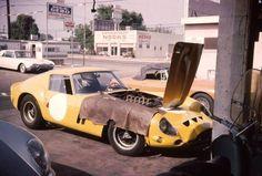 250 GTO - 1966 ✏✏✏✏✏✏✏✏✏✏✏✏✏✏✏✏ IDEE CADEAU / CUTE GIFT IDEA ☞ http://gabyfeeriefr.tumblr.com/archive ✏✏✏✏✏✏✏✏✏✏✏✏✏✏✏✏