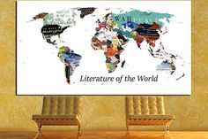Literature map Literature World Literature Literature map