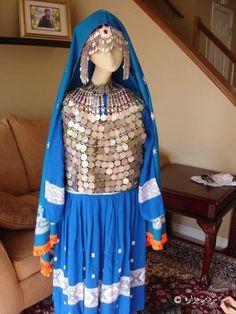 hazaragi dress/ hazaragi embroidery