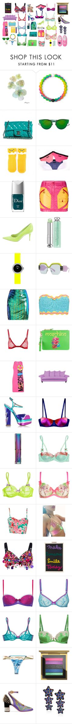 Designer Clothes, Shoes & Bags for Women Agent Provocateur, Heidi Klum, Moschino, Christian Dior, Gucci, Dolce Gabbana, Dsquared2, Polyvore, Shoe Bag