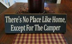 or motel or cabin lol...
