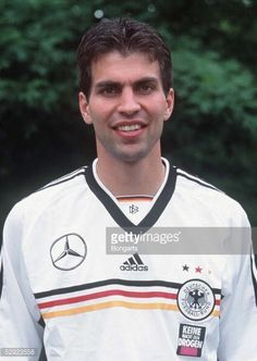 Markus Babbel Pictures and Photos Germany Football, Chef Jackets, Ms, Soccer, Portrait, World, Pictures, World Football, Unitards