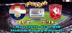 Prediksi Willem II vs Twente, Dari pertandingan ajang laga liga Belanda pekan 26 akan mempertemukan Willem II yang akan menghadapi Twente