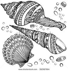 Zentangle Stock Photos, Images, & Pictures | Shutterstock