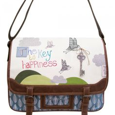 Wagtail satchel | Little Moose | Cute bags, gifts, toys, jewellery and accessories from independent designers and famous brands