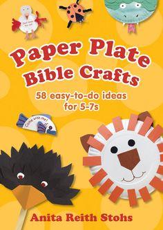 Paper Plate Bible Crafts 9780857462619 - BRF Online Shop