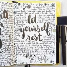 #listersgonnalist day seventy five. let yourself rest.