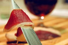 If you are thinking of getting in to charcuterie at home, duck prosciutto is a great starer.