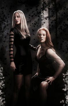 True Blood Pam & Jessica
