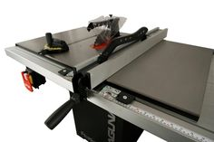 NEW Laguna Fusion Tablesaw. Call 800.234.1976 for More Info.