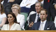 Duchess Kate: Kate Recycles McQueen Sailor Dress for Wimbledon