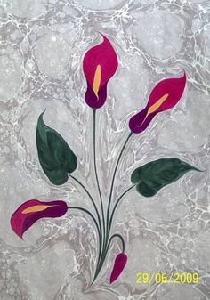 Ebru Art, Turkish Art