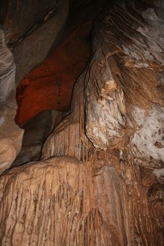 These Honduran caves earned their magical nickname thanks to reflective bone deposits