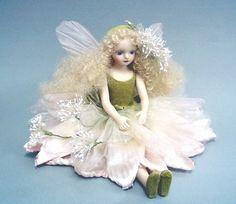 Image result for flower fairies dolls