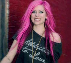 avril lavgine: Rock The Pink