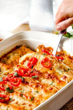 Sweet Chili Chicken Enchiladas   Community Post: 11 Mouthwatering Enchiladas To Try Before You Die
