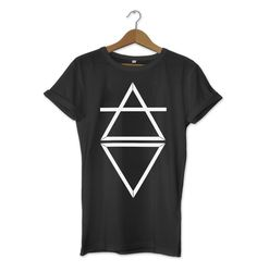 Florence and the Machine English Indie Rock Band Logo Black TShirt Size S to XL #Gildan