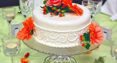 Classic Floral Beauty from Cakes by Request
