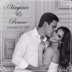Hoje será o dia do sim de Virginia e Bruno!! Que vocês sejam cobertos de bênçãos, felicidades e plena harmonia, e que o caminhar dessa nova vida seja sempre de flores e esperança. A aprimore se orgulha de fazer parte desse momento mágico do lindo casal!!#aprimoreeletro#listadecasamento#vestiramesa#luxo#love