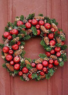 6 bámulatos karácsonyi ajtódísz