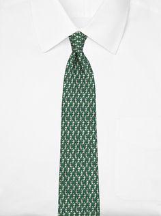 9df8f5af09 32% OFF Salvatore Ferragamo Men s Giraffe Tie (Green)  Totally getting my  brother