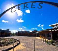 Our Melbourne campus is located at the beautiful CERES Environment Park.   Located on Merri Creek, the facilities include a café, nursery, markets, organic farming and environmental projects and installations.