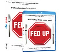 """Everything we've been told about food and exercise for the past 30 years is dead wrong. FED UP is the film the food industry doesn't want you to see. From Katie Couric, Laurie David (Oscar winning producer of AN INCONVENIENT TRUTH) and director Stephanie Soechtig, FED UP will change the way you eat forever."""