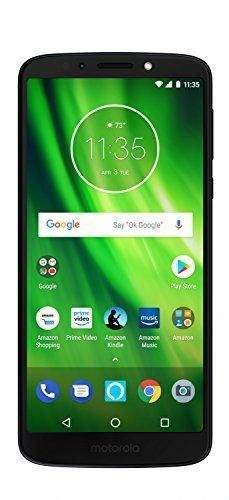 36accc705 Moto Play – 32 GB – Unlocked (at T Sprint T-Mobile Verizon) – Deep Indigo –  Prime Exclusive Phone