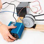 Pedal Power! How to Build a Bike Generator  - PopularMechanics.com