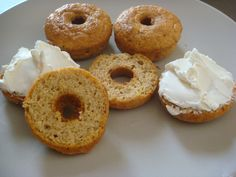 LOW CARB RECIPE IMAGES | Low Carb, Gluten Free Bagels | Divalicious Recipes In The City