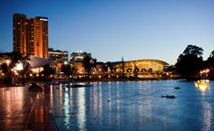 The Best 10 Cities in the World  Adelaide - AUSTRALIA