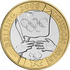 Royal Mint Coint Hunt 2 coins commonwealth games olympics and many
