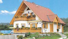 Dom drewniany czy murowany? Dom drewniany od producenta. Czytaj więcej: http://www.liderbudowlany.pl/artykul/257/Domy_drewniane #dom #home #house