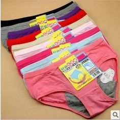 Modal Lady underwear Women's Briefs shorts panties & Color random sent free ship Period Party, Makeup Bag Essentials, Best Teeth Whitening Kit, Seamless Underwear, Cloth Pads, Diy Clothes, Plus Size Fashion, Fashion Outfits, My Style