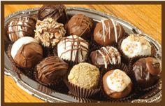 A Chocolate Cafe | The Sweet Granada - Emporia, Ks