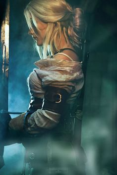 Ciri The Witcher 3 Cosplay The Witcher 3, Ciri Witcher, Witcher Art, Witcher 3 Wild Hunt, Fantasy Girl, Fantasy Warrior, Fantasy Women, Character Inspiration, Character Art