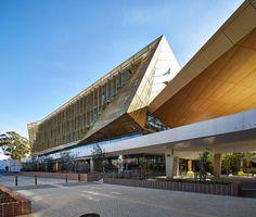 Galería - Edificio de servicios estudiantiles Ngoolark / JCY Architects and Urban Designers - 4