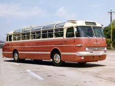 Ikarus 55 '1959–72 Nice Bus, Luxury Bus, Transport Museum, Grey Dog, Bus Coach, Busses, Old Cars, Motorhome, Cars And Motorcycles