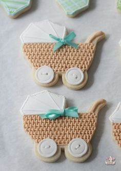 Baby Carriage Video Tutorial ~ Sweetopia