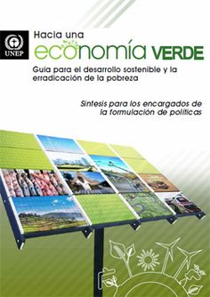 Photo of Green Economy Report cover