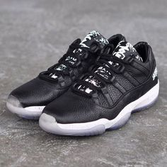 "info for ac978 853c2 First Look   Check out These Custom Air Jordan 11 ""Low"" – Must See"