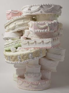 Sweet, Sculpture by Will Cotton