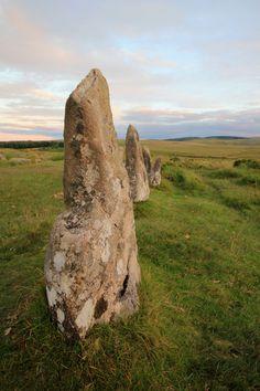 Scorhill Stone Circle - Devon, England