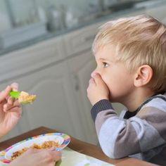 Errores que cometemos con la alimentación de los niños.