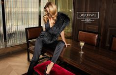 Jason Wu Interview - Fall 2015 Ad Campaign and Supermodel Muses
