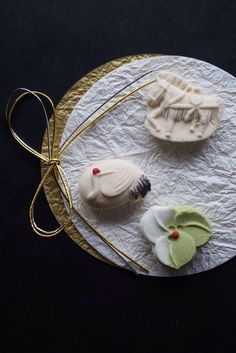正月 Japanese sweets for the year of the horse 2014