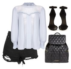 """""""Untitled #274"""" by curlycrazy13 ❤ liked on Polyvore featuring Boohoo, Ghost, Vera Bradley and Isabel Marant"""
