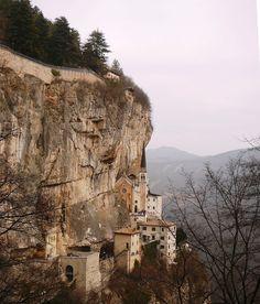 Santuario Madonna della Corona-Panorama - Santuario Madonna della Corona - Wikipedia
