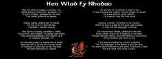 Hen Wlad Fy Nhadau